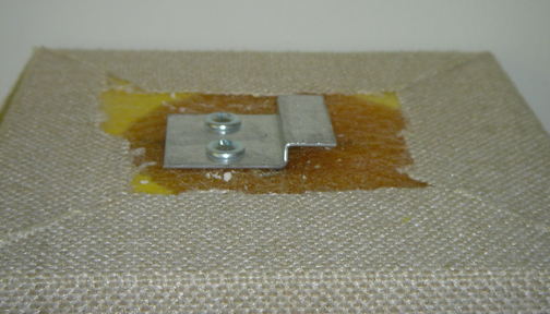 Fabric Panel Wall Clips For Panels : Fabric wrapped wall panels acoustical