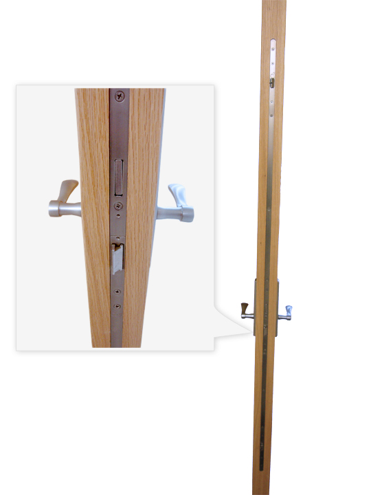 om proddetail wooden acoustic feet square rs door soundproof brown