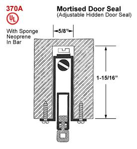 Mortised Door Seal ...